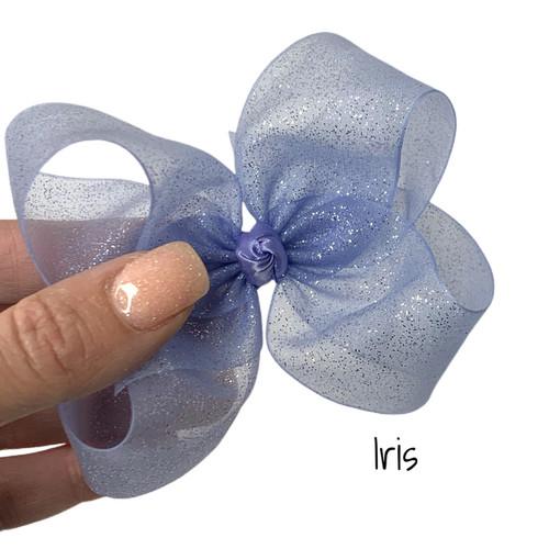 Iris Glitter Sheer