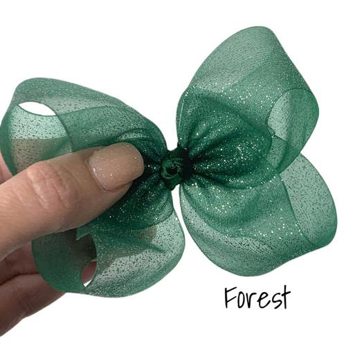 Forest Glitter Sheer