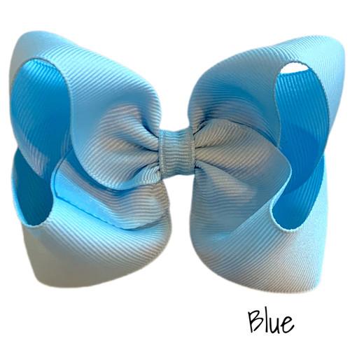 Blue Classic Grosgrain