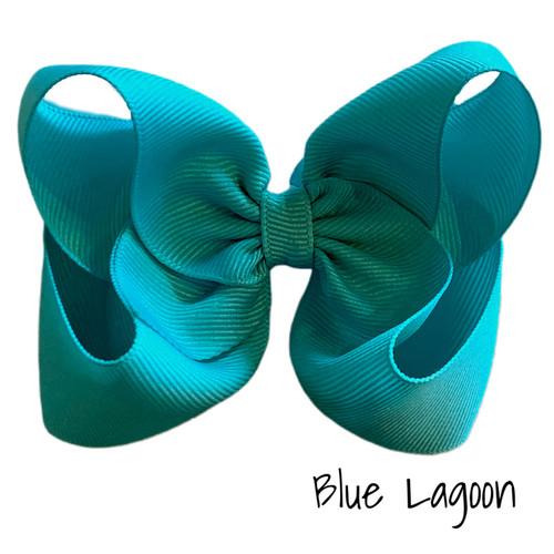 Blue Lagoon Classic Grosgrain