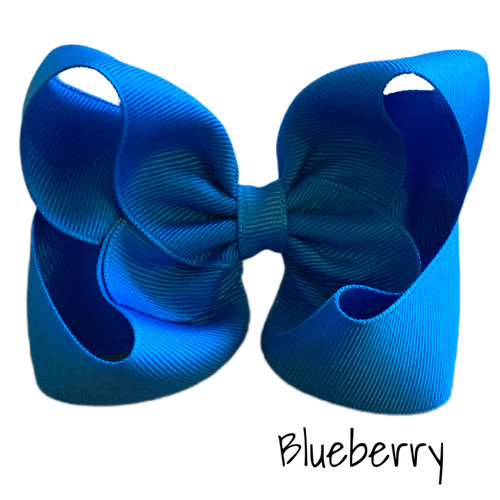 Blueberry Classic Grosgrain
