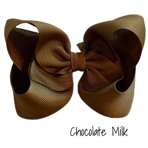 Chocolate Milk Classic Grosgrain