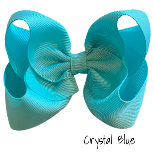 Crystal Blue Classic Grosgrain