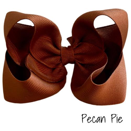Pecan Pie Classic Grosgrain