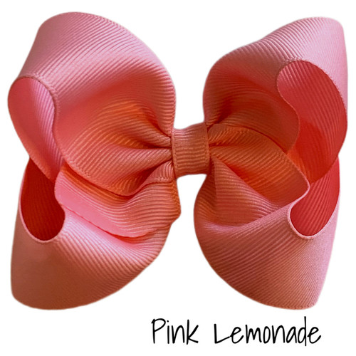 Pink Lemonade Classic Grosgrain