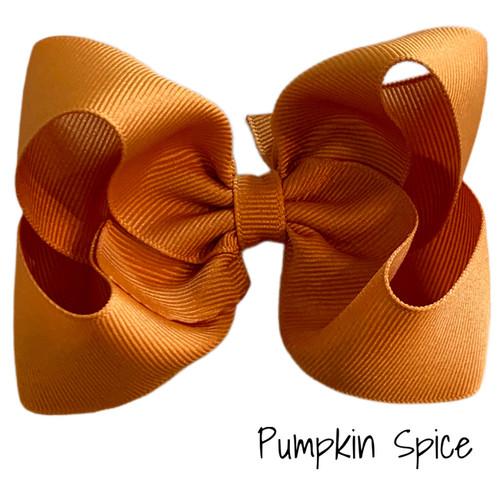 Pumpkin Spice Classic Grosgrain