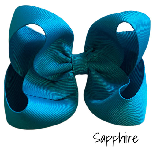Sapphire Classic Grosgrain