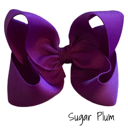 Sugar Plum Classic Grosgrain