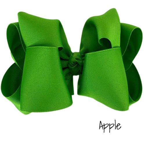 Apple Grosgrain Stack