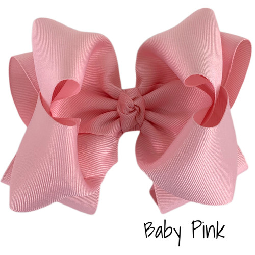 Baby Pink Grosgrain Stack