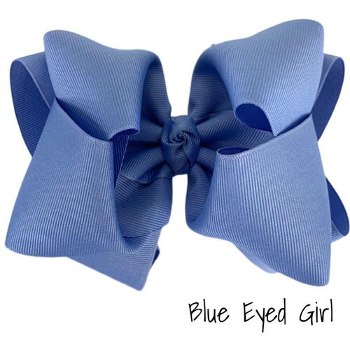 Blue Eyed Girl Grosgrain Stack
