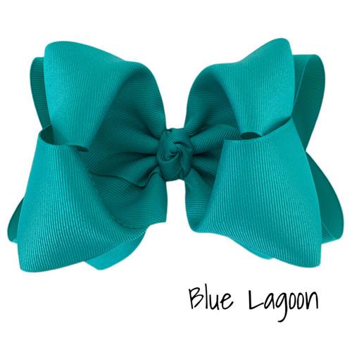 Blue Lagoon Grosgrain Stack