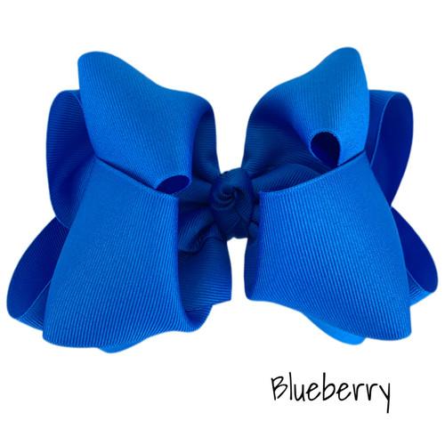Blueberry Grosgrain Stack