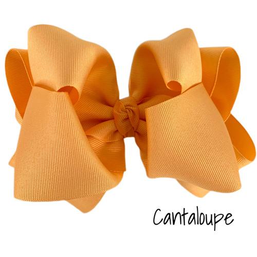 Cantaloupe Grosgrain Stack