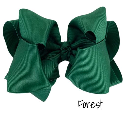 Forest Grosgrain Stack
