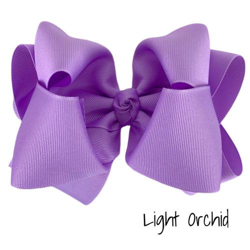 Light Orchid Grosgrain Stack