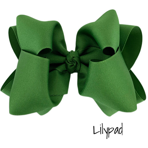 Lilypad Grosgrain Stack