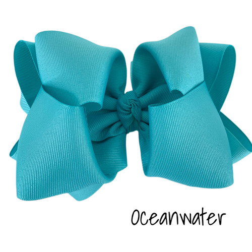 Oceanwater Grosgrain Stack
