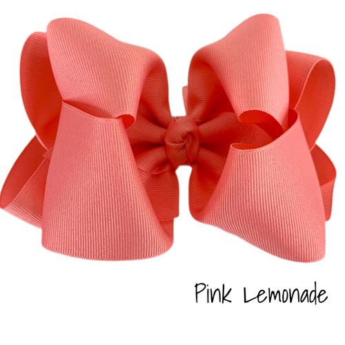 Pink Lemonade Grosgrain Stack