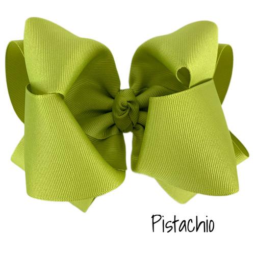 Pistachio Grosgrain Stack