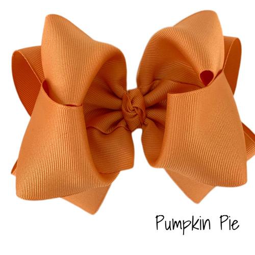 Pumpkin Pie Grosgrain Stack