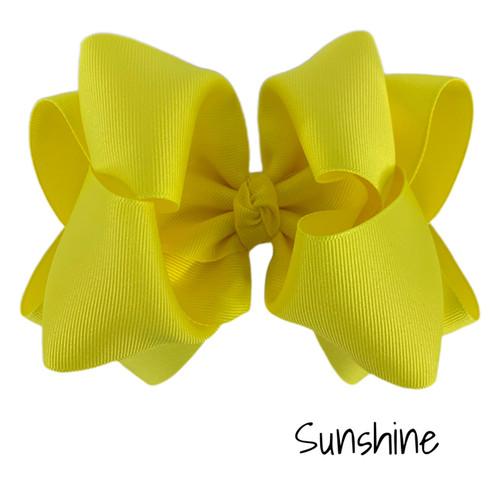 Sunshine Grosgrain Stack