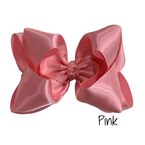 Pink Satin Stack