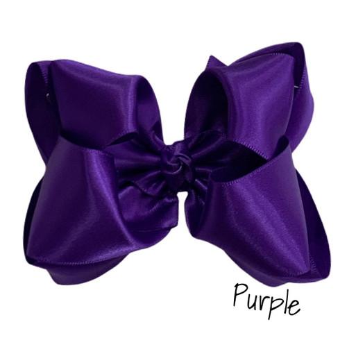 Purple Satin Stack