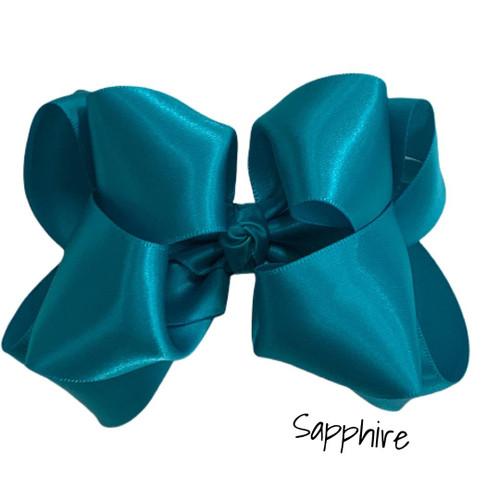Sapphire Satin Stack