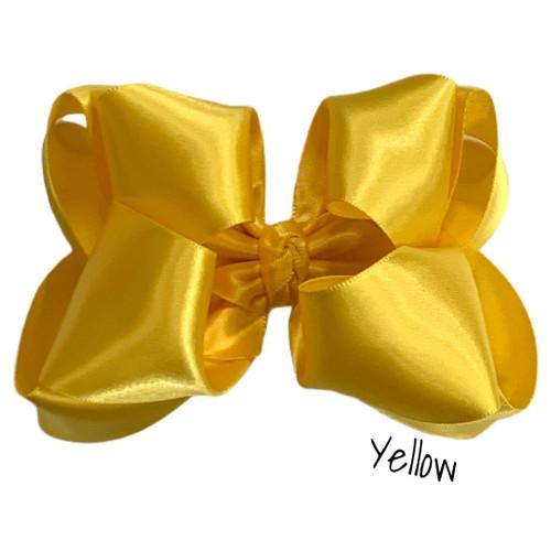Yellow Satin Stack