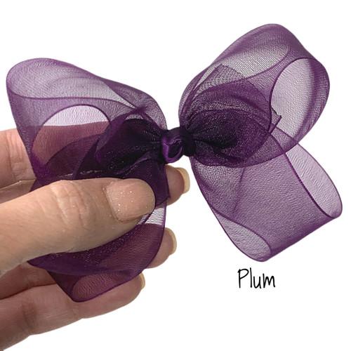 Plum Sheer