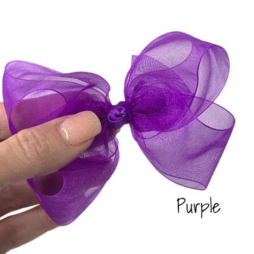 Purple Sheer