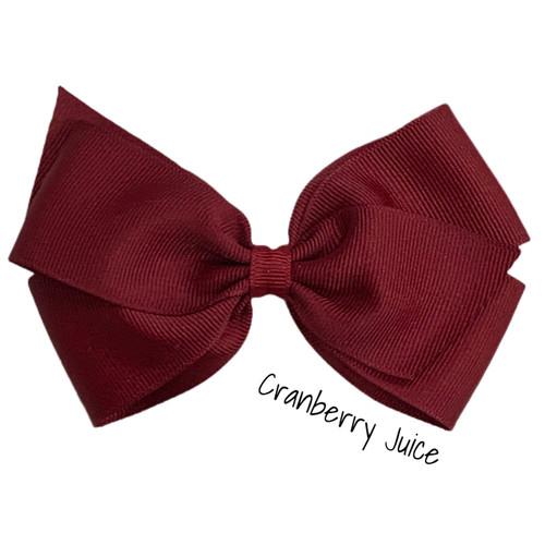 Cranberry Juice Tuxedo
