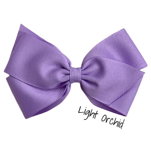 Light Orchid Tuxedo