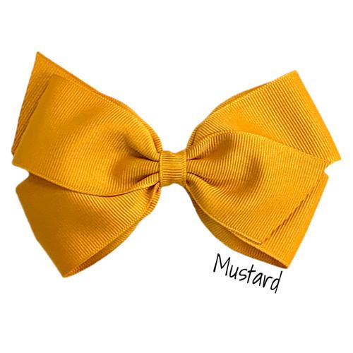 Mustard Tuxedo