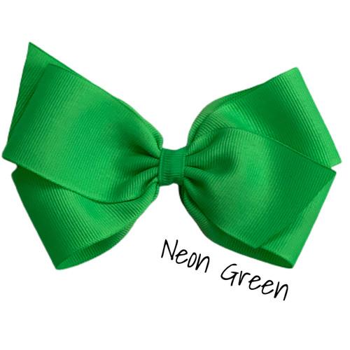 Neon Green Tuxedo