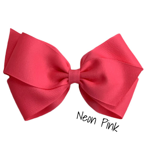 Neon Pink Tuxedo