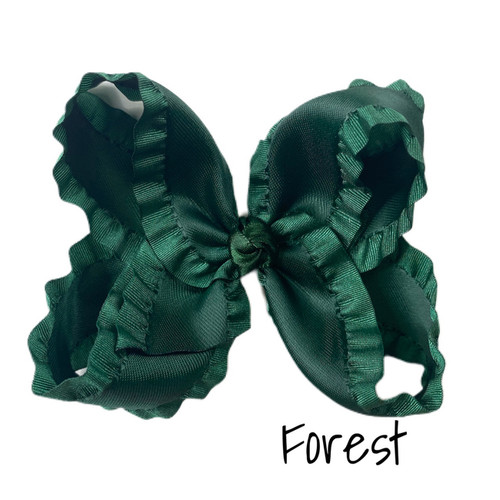 Forest Ruffle