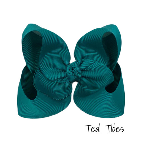 Teal Tides