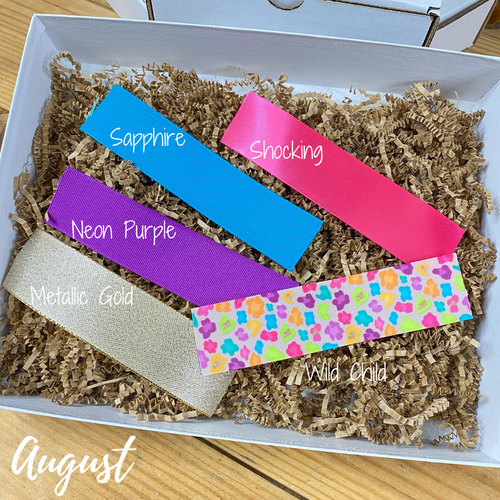 August Build Your Own Box