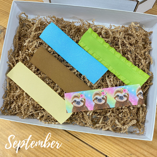 September Build Your Own Box