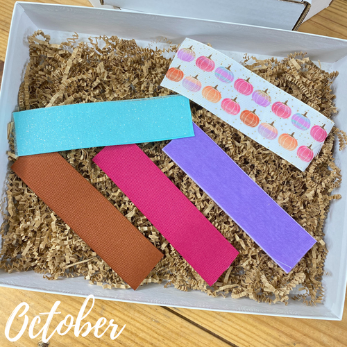 October Build Your Own Box
