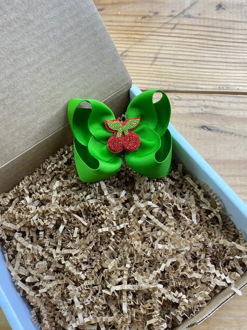 Cherry Bow