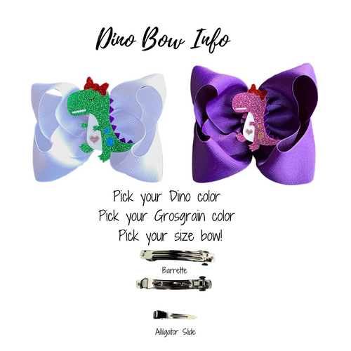 Dino Hairbow