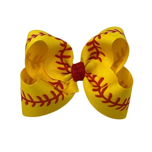Softball Stitching