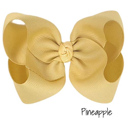 Pineapple Grosgrain