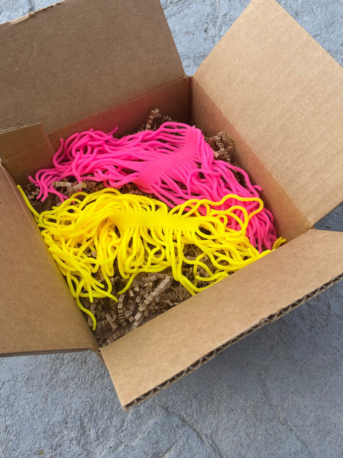 Stringy Noodles - hot/yellow