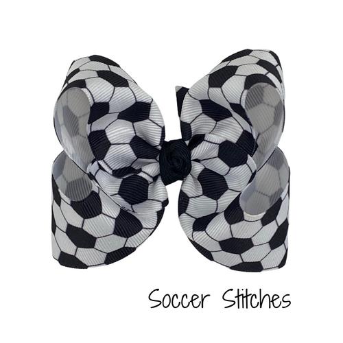 Soccer Stitching