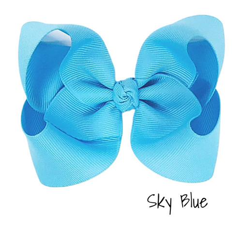 Sky Blue Grosgrain