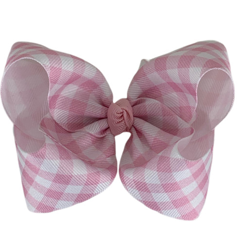 Baby Pink Gingham